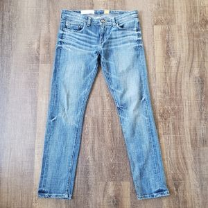 Pilcro and the Letterpress Hyphen Skinny Jeans